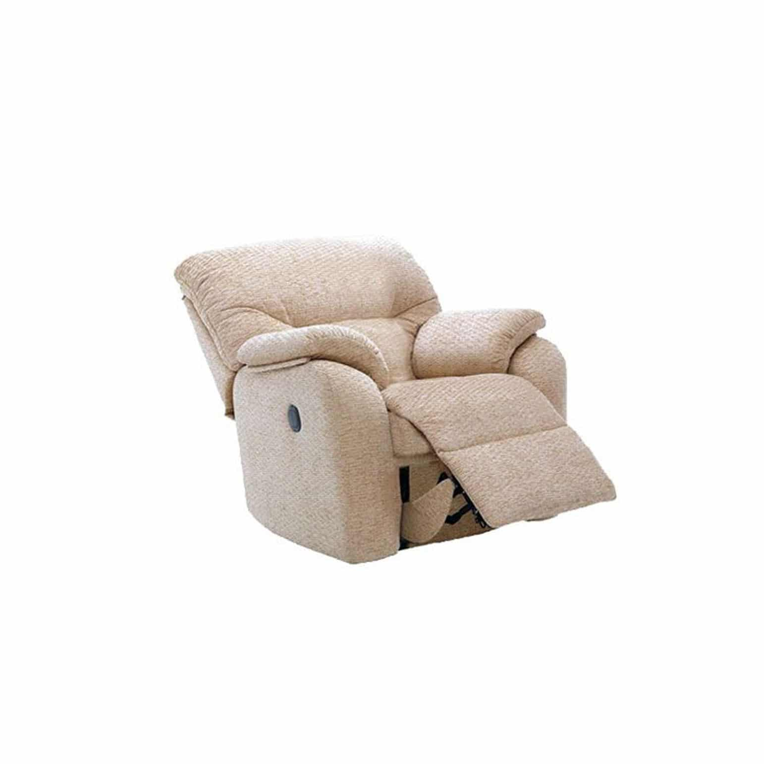 Sensational Mistral Small Manual Recliner Chair Bralicious Painted Fabric Chair Ideas Braliciousco