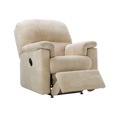 Peachy Chloe Small Manual Recliner Chair Bralicious Painted Fabric Chair Ideas Braliciousco